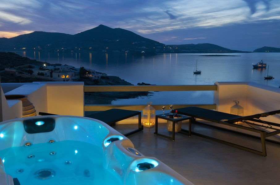 Best hotels in paros greece
