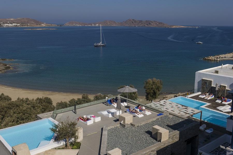 Best hotels in paros greece