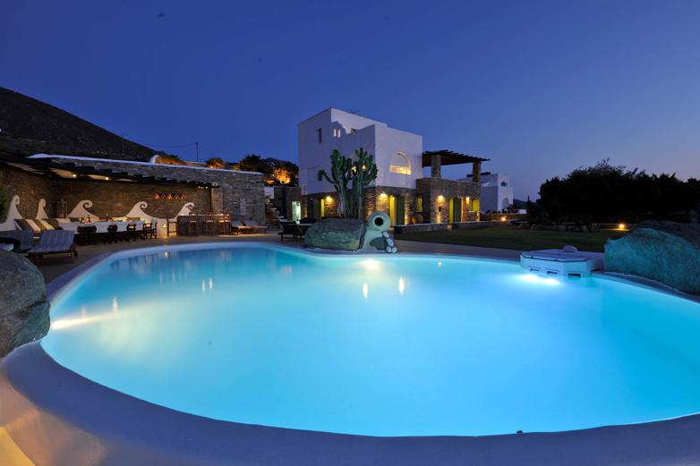 Villa Carmel Paros